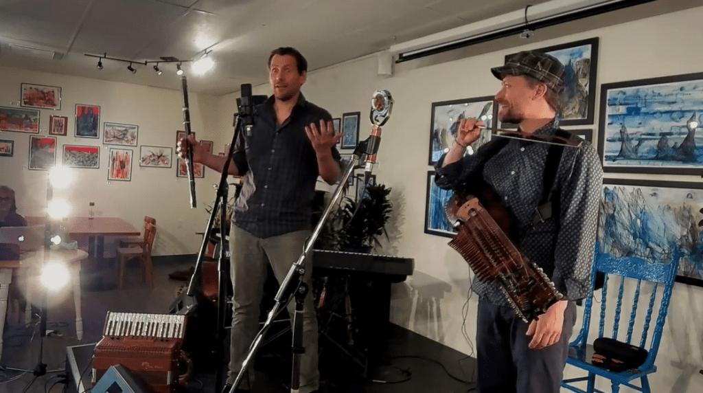 Alex Kehler et Nicholas Williams Musique traditionnelle