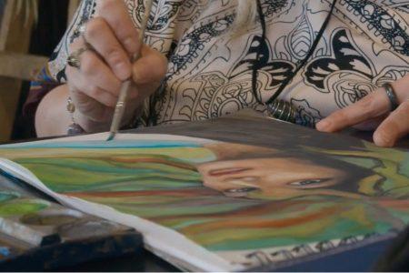 Nathalie Fortin, artiste peintre