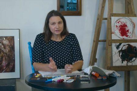 Pascale Laberge-Milot, artiste peintre